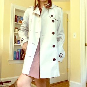 Burberry Trench, size 6 or small